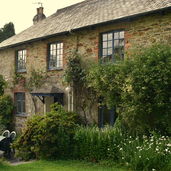 Farmhouse Exterior
