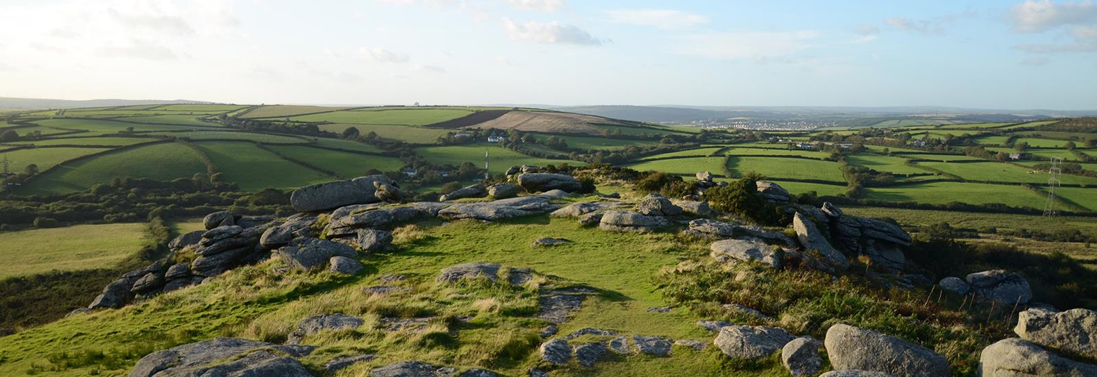 Rugged Bodmin Moor